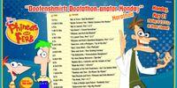 Doofenshmirtz Doofathon-anator Monday Marathon