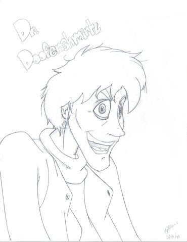 File:Dr. Doofenshmirtz Disney Style, by AllHailWeegee.jpg