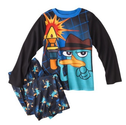 File:Agent P Boys' 2-piece long sleeved pajama set.jpg