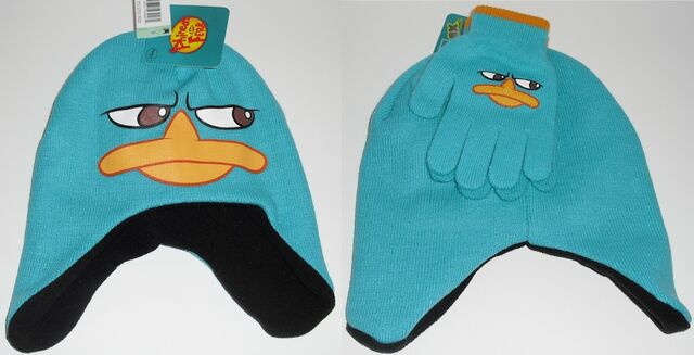 File:Agent P winter hat and gloves.jpg