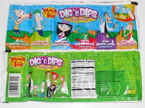 File:P&F Dig 'n Dips - front and back.jpg
