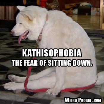 Kathisophobia