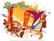 Road Runner & Wile E. Coyote The Looney Tunes Show