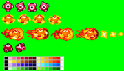 Flamer (Kirby and the Amazing Mirror)