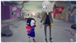 1 marceline and simon by blindconcept-d5i3toz