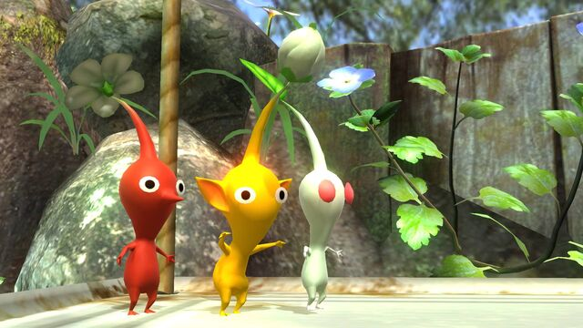 File:Olimar and Pikmin Smash pic 7.jpg