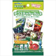 Pikmin 3 cards box