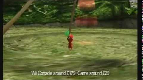 Pikmin New Play Control Commercial 2