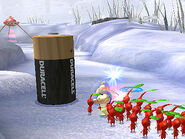 Pikmin Duracell