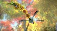 Pikmin3 KopPadveiw-DragonflyEnemy