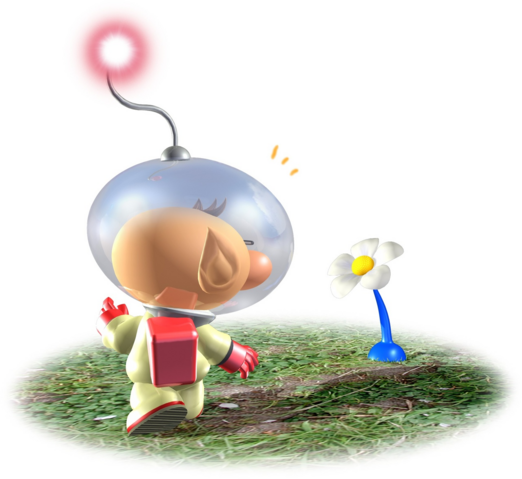 File:Blue Pikmin Sprout.png