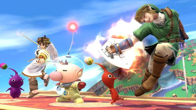 File:Olimar and Pikmin Smash pic 10.jpg