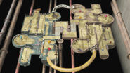 Map 14 rusted labyrinth b