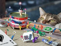 44-pikminart cat