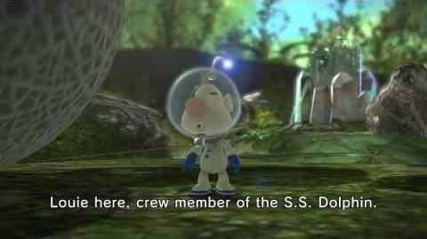 *UNRELEASED BY NINTENDO* 6 Pikmin 3 Secret Memo Video