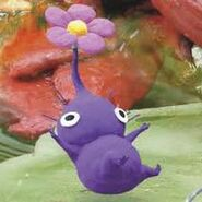 Pikmin 2 purple extract