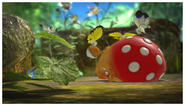 Reb Bulborb in Pikmin 3