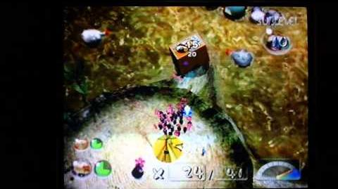 Pikmin 2 - Dream Den Sublevel 10 no blues