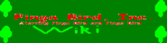 Pinga Bird Wiki Clover Logo