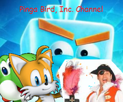 Pinga Bird, Inc. Channel New Poster