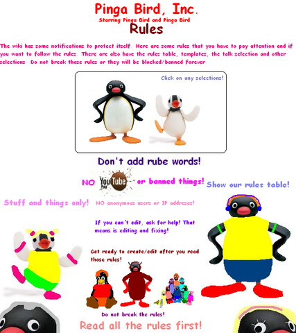 File:Pinga Bird, Inc. Rules Poster.png