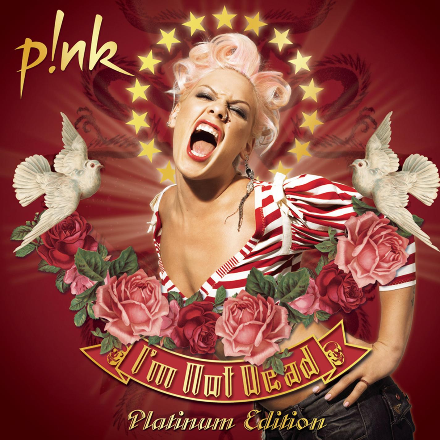Pink Im Not Dead Tour