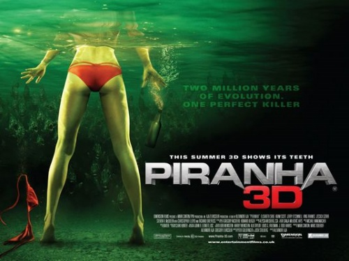 Piranha in 3D 2010 Film Intero Italiano
