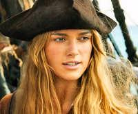 Piratas Del Caribe Elizabeth