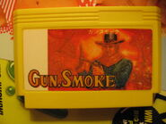 Gun smoke 1
