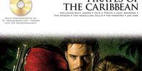 Pirates of the Caribbean: Clarinet