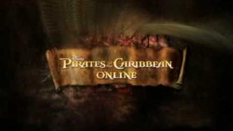 Pirates of the Caribbean Online game trailer 1