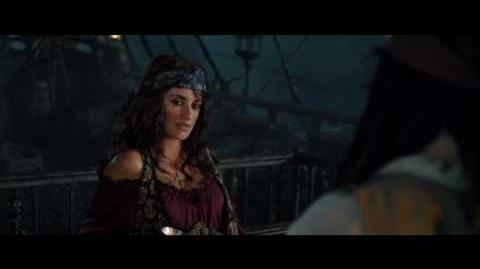 On Stranger Tides - Jack and Angelica