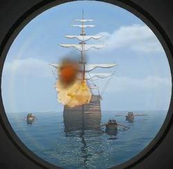 De la Vega galleon