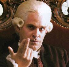 Beckett gesture