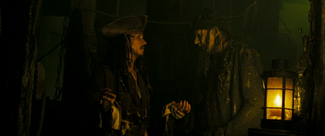 Bill marks Jack