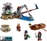 Legopirates isla de muerta