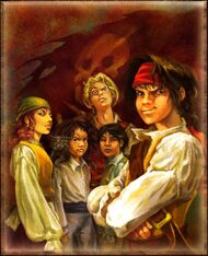 Barnacle crew JS7