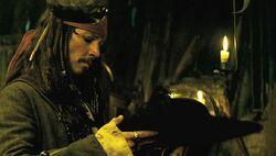 Barbossas hat
