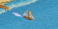 Jack Sparrow's sloop