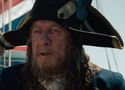 Barbossa On Stranger Tides