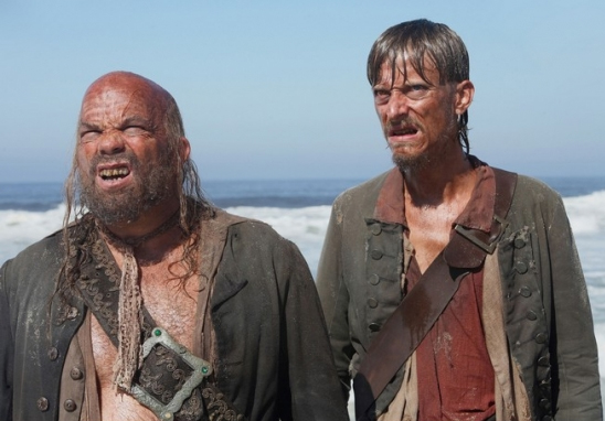 Image result for pirates of the caribbean pintel and ragetti