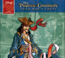 Pirates of the Caribbean: Dead Man's Chest (comic)