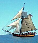 Providence ship