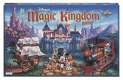 Magic kingdom game
