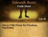 Sidewalk Boots