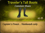 Travelers Tall Boots