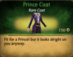 Princecoat