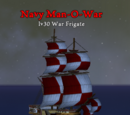 Navy Man-O-War