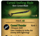 Cursed Seafang Blade