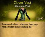 F Clover Vest